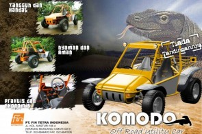 10 Reason Why Fin Komodo Dangerously Good Off Road Car in The World