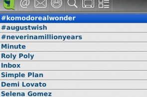 #KomodoRealWonder as Trending Topic!