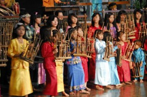 Saung Angklung Udjo Village: Nature and Culture in Perfect Harmony
